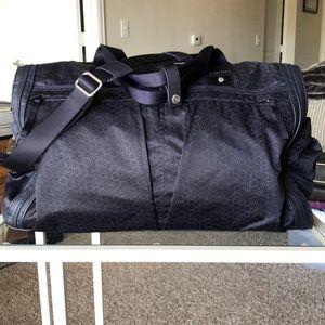 Lululemon Gym/Yoga Bag in Navy